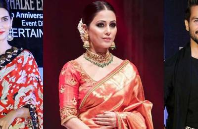 Dadasaheb Phalke Excellence Awards 2018: From Shahid Kapoor to Hina Khan, meet the big winners