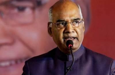 President Ram Nath Kovind signs ordinance to award death penalty to child rapists