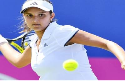 Tennis star Sania Mirza to become mother in October