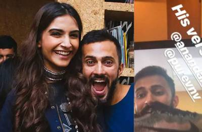 Sonam Kapoor's beau Anand Ahuja gives her a 'romantic gift', her reaction is PRICELESS