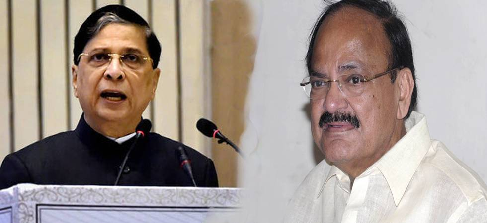 Naidu begins consultations with legal experts