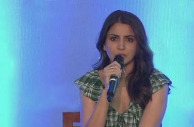 Fully support severe punishment to rapists of minors, says Anushka Sharma