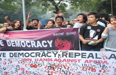 Repeal of AFSPA from Meghalaya, Arunachal raises hope for Manipur, Nagaland, Assam