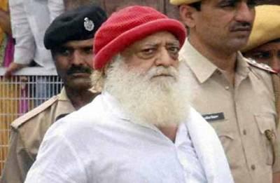 Asaram guilty of raping minor; sentenced to life imprisonment