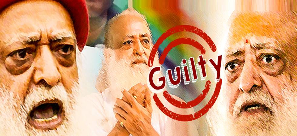 Lessons to learn from Asaram case: Now, public must rise against protectionists of fake godmen (GFX by Laxman Singh/News Nation)