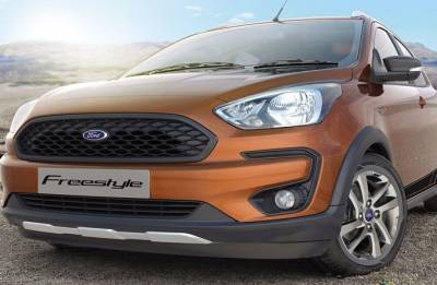 Ford Freestyle arrives in India, starting at Rs 5.09 lakh