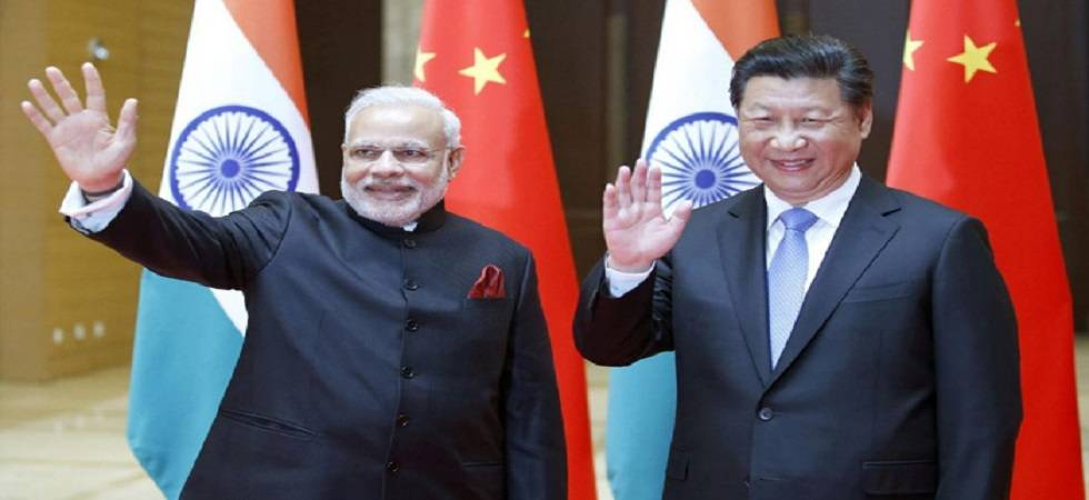 Narendra Modi and Xi Jinping (Source: PTI)