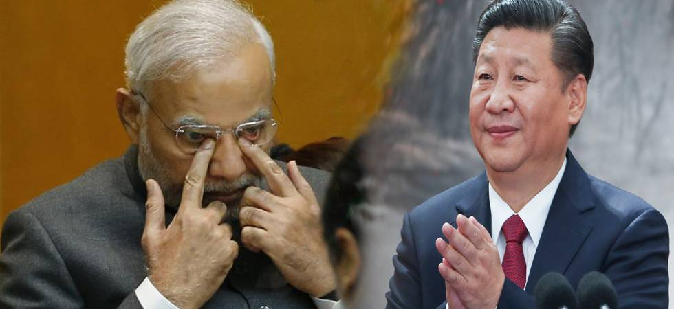 If not 'red eyes', show courage to raise Doklam issue with China: Congress dares Modi
