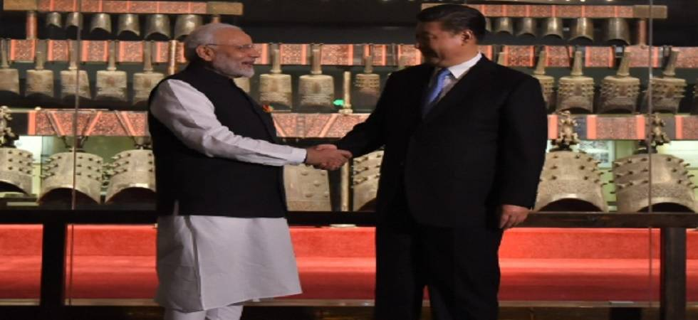 PM Modi in China: India, China to forge ahead with joint economic project in Afghanistan (Source - Twitter)