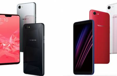 Oppo A3 with display notch launched. Know prices, specs and more