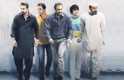 Sanju new poster out: Ranbir Kapoor looks CONVINCING as Sanjay Dutt (see pic)
