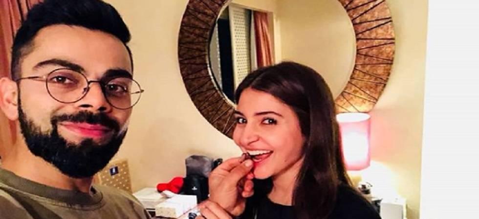Virat Kohli wishes Anushka Sharma on her birthday, shares a cute post on Instagram (Source - Virat Kohli Instagram)