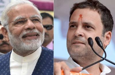 PM Modi launches blistering attack on Rahul, urges Karnataka to evict Congress
