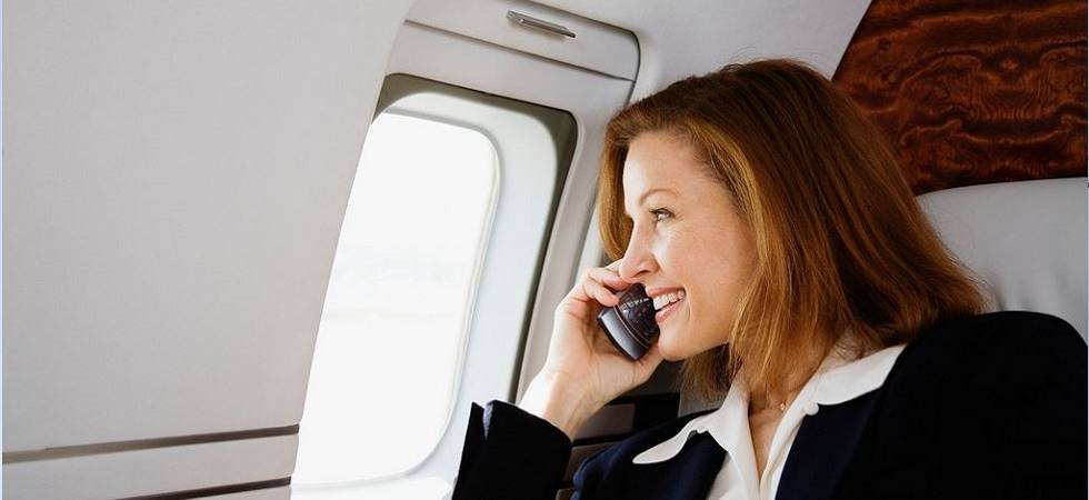 In-flight calls in India to cost Rs 40 per minute (Representative Image)