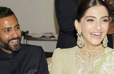 Anand Ahuja shares THIS 'magical' message for bride Sonam Kapoor post official announcement about their wedding (see pic)