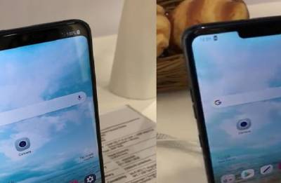 LG G7 ThinQ with iPhone X-like notch launched with Google Assistant button