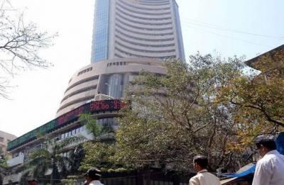 Sensex tanks 188 pts to end below 35k-mark