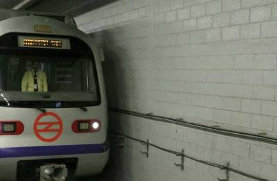 Delhi Metro services on Violet Line hit by technical glitch