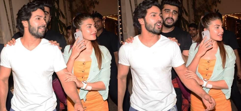 Arjun, Varun, Jacqueline to GROOVE at Sonam Kapoor's sangeet (Source-IANS)
