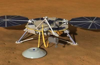 NASA launches Mars lander InSight