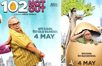 '102 Not Out' Box Office Collection: Amitabh Bachchan, Rishi Kapoor's 'Ageless comedy' impresses audience