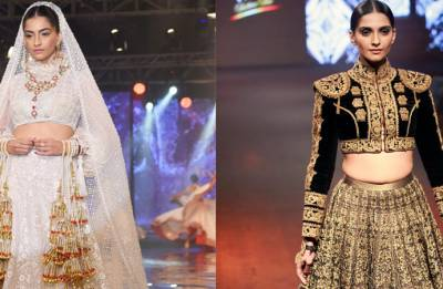 Sonam Kapoor wedding: Neerja actress REVEALS the designer outfits she will wear on her SPECIAL day