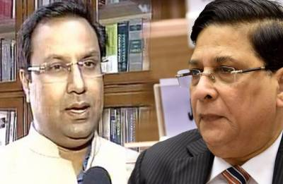 Rejection of impeachment notice against CJI Dipak Misra well-reasoned, says BJP leader Aman Sinha