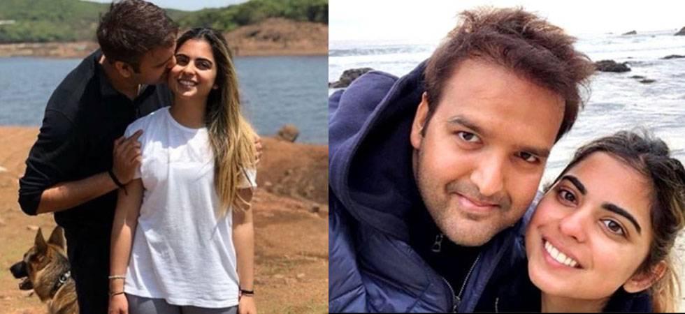 Isha Ambani to take nuptial vows with Anand Piramal (Source- Instagram)