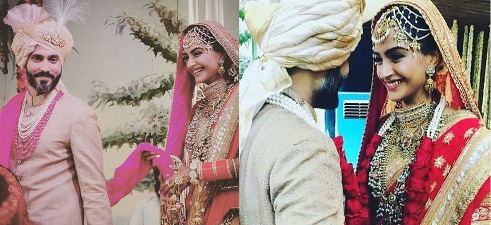 Revealed: Bride Sonam Kapoor has the most adorable name for hubby Anand Ahuja (watch video)