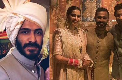 On Sonam Kapoor's wedding, Harshvardhan posts special message for Anand Ahuja, calls him a 'lucky man' (see pics)