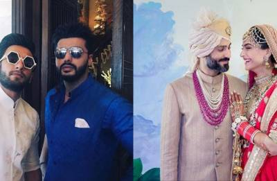 Sonam Kapoor-Anand Ahuja Wedding: Ranveer Singh, Arjun Kapoor's surprise for newlyweds is AMAZING