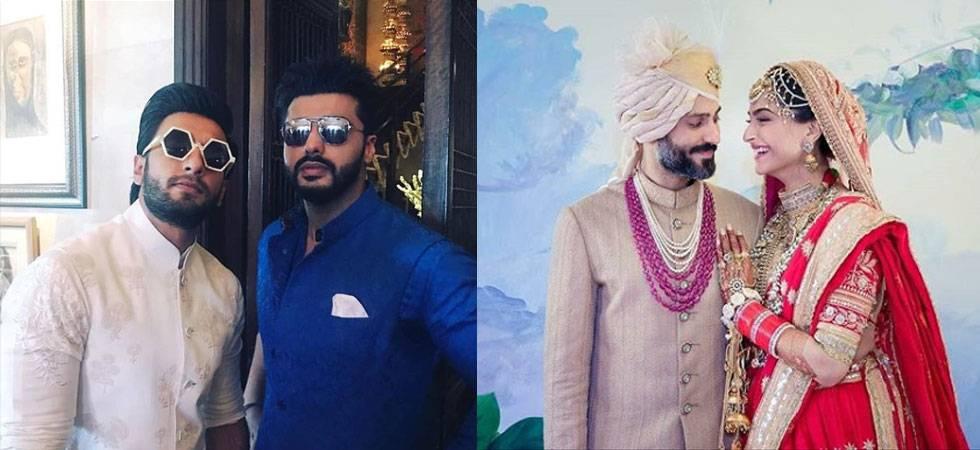 Sonam Kapoor-Anand Ahuja Wedding: Ranveer Singh, Arjun Kapoor's surprise for newlyweds is AMAZING