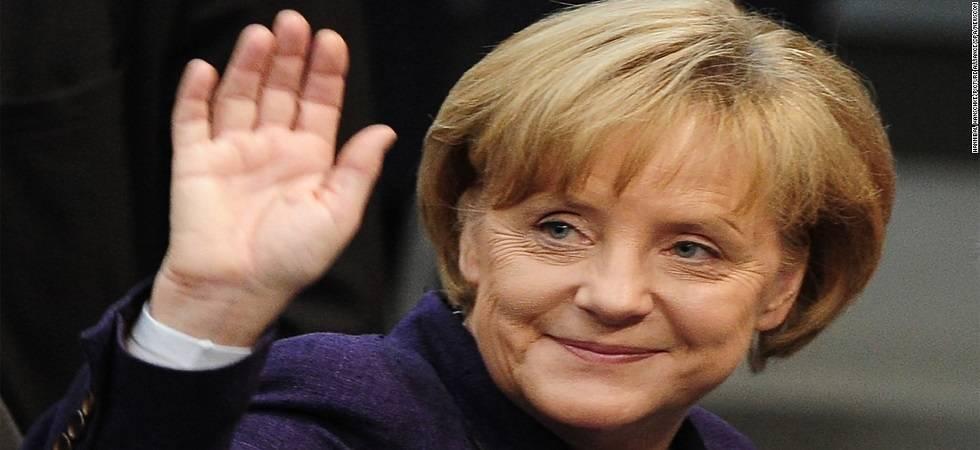 Angela Merkel (Source: PTI)