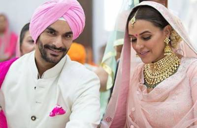 Neha Dhupia-Angad Bedi wedding: Happy bride calls it 'best decision of life'