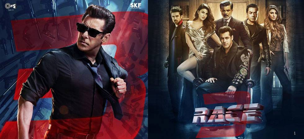 Race 3 new poster out: Salman Khan PROMISES fans the wait will worth it