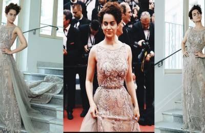 Cannes 2018: Kangana Ranaut looks like a million bucks and fans can't stop gushing (see pics)