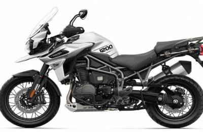 Triumph Tiger 1200 XCx enters Indian market, price starts at Rs 17 lakh