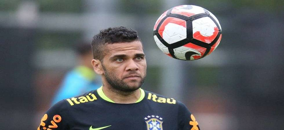 Dani Alves will miss the FIFA world cup 2018 (Source: PTI)