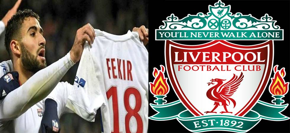 Nabil Fekir is heavily linked with Liverpool
