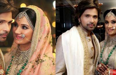 Himesh Reshammiya marries longtime girlfriend Sonia Kapoor in a private ceremony (see inside pics)