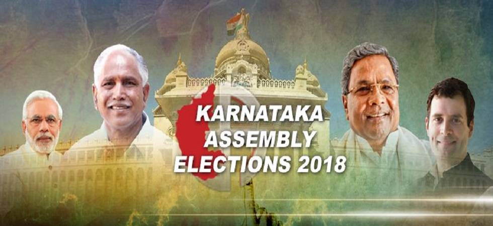 Polling for 222 of the 224-member Karnataka Assembly concluded (Source: PTI)