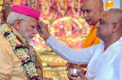 Narendra Modi in Nepal Highlights: PM arrives in Delhi; received by EAM Sushma Swaraj