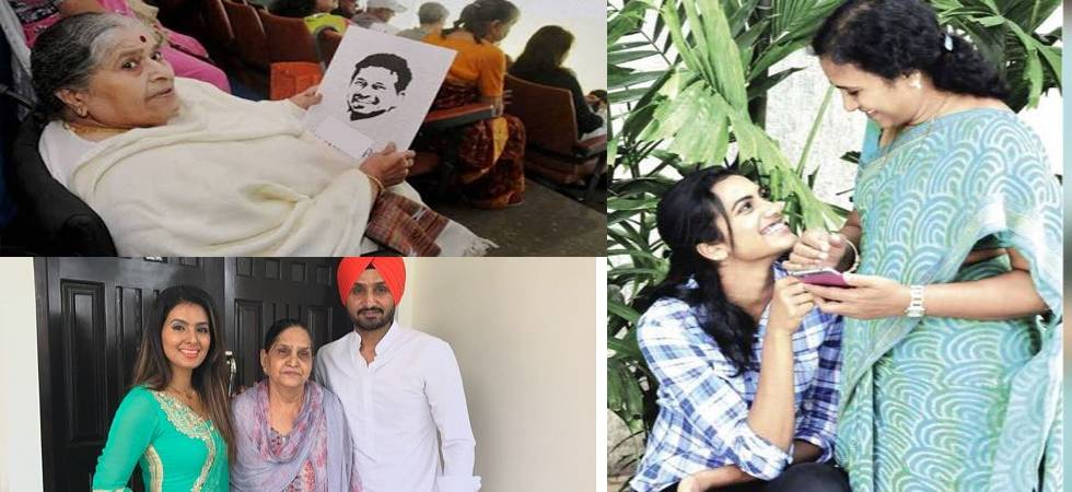 Celebrities wish their mothers a happy mother's day