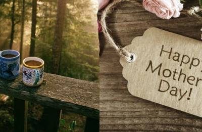 Unforgettable Mother's Day tea time to cherish and let time stand still