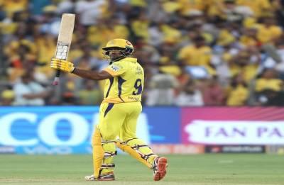 IPL 2018 CSK vs SRH, Highlights: Rayudu's stunning century powers Chennai to 8 wicket victory