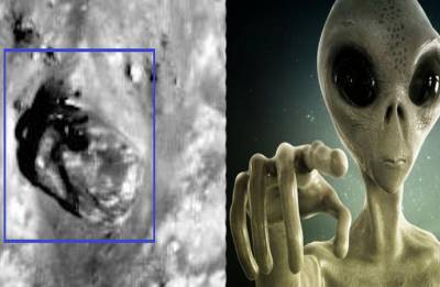 Watch Video: Aliens exist? Ancient UFO on Moon hints extra-terrestrial life, theorists claim Aliens are assembling for war
