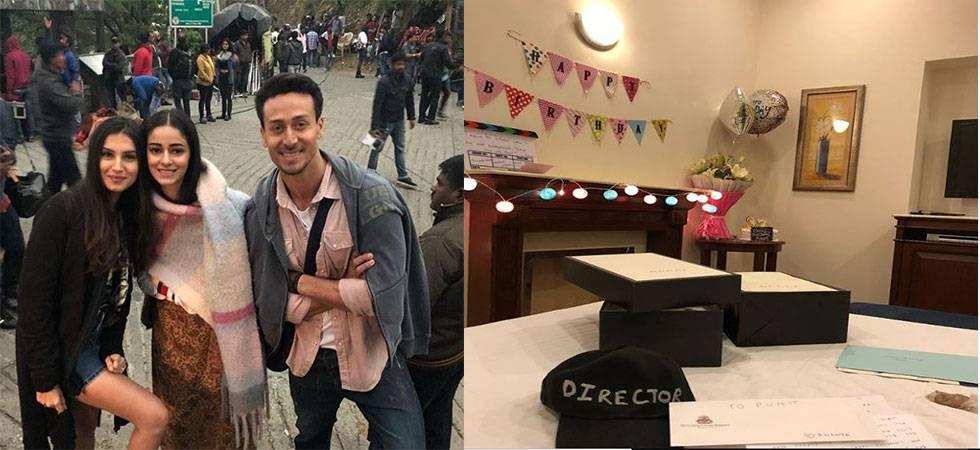 Tiger Shroff, Ananya Panday SURPRISE SOTY 2 director Punit Malhotra