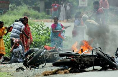 People in West Bengal must act to douse flame of poll violence in state