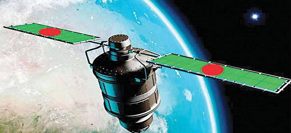 Bangladesh's first ever satellite was elevated by SpaceX into the orbit (Source: PTI)
