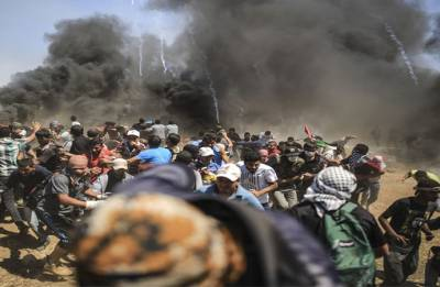 US Embassy in Jerusalem: 55 Palestinians killed, 1,204 injured in Gaza protests